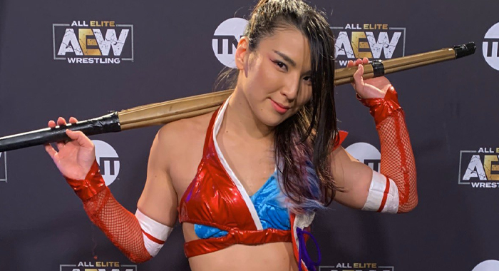 Hikaru Shida News, Pictures, Videos, Stats and Biography - AEW