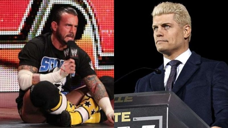 Cody On CM Punk's Recent Comments About AEW And Their Offer