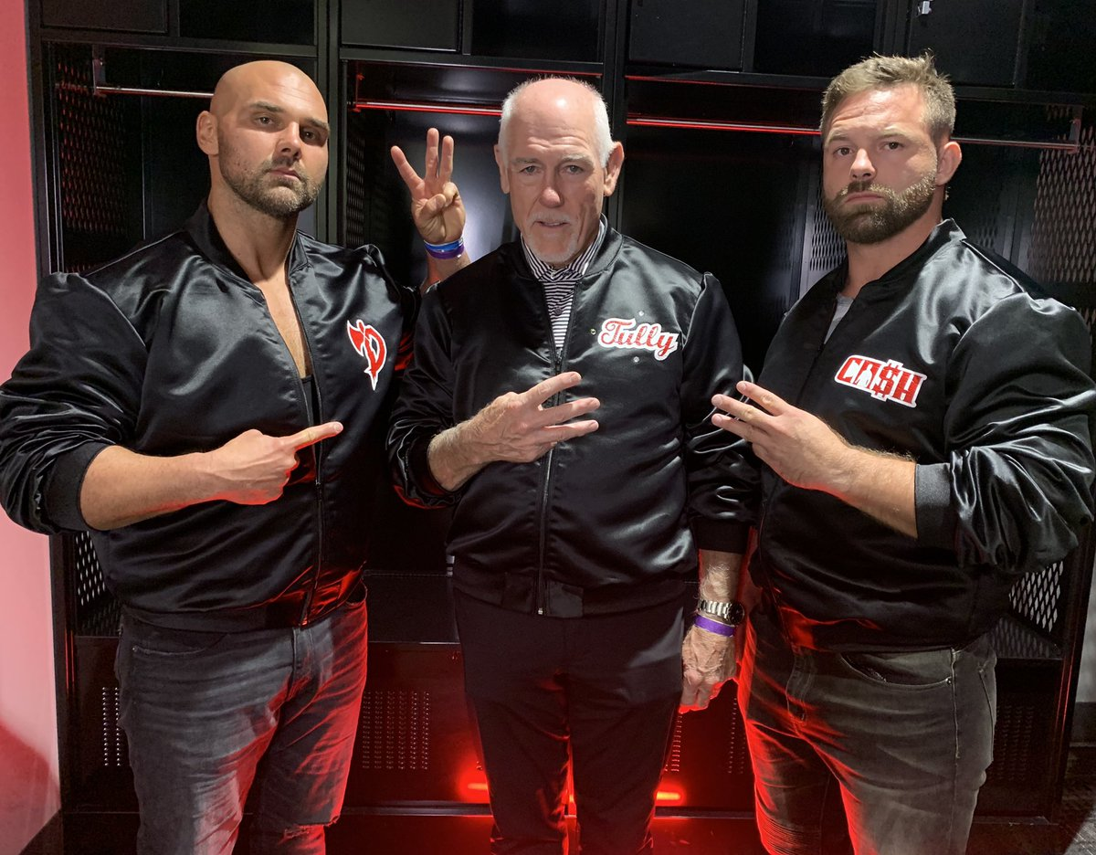 Tully Blanchard Is Now The Manager Of FTR