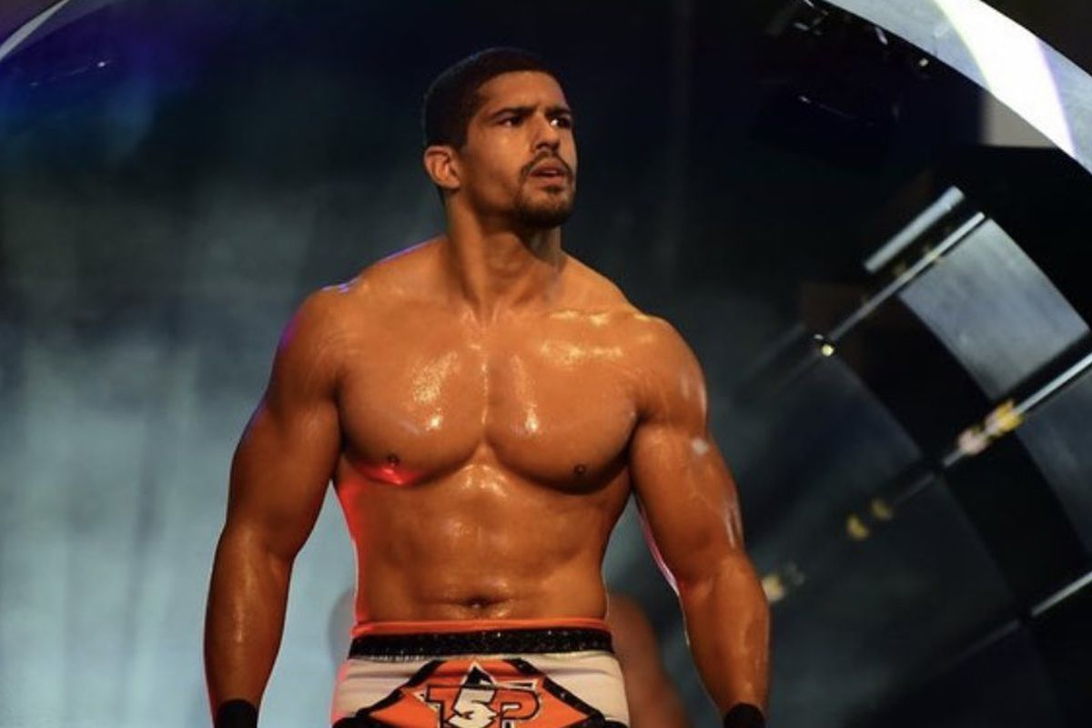 AEW Star Anthony Bowens Reportedly Undergoes Knee Surgery